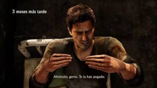 UNCHARTED 2 :FUNNY HARRY FLYNN