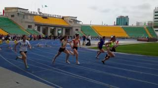 Чемпионат РК по легкой атлетике март 2016