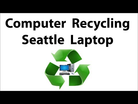 Computer Recycling At Seattle Laptop Inc.