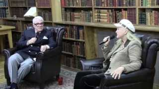 Diane Ladd talks with Rex Reed