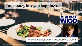 Can Money Buy You Happiness? | Donna Arp Weitzman