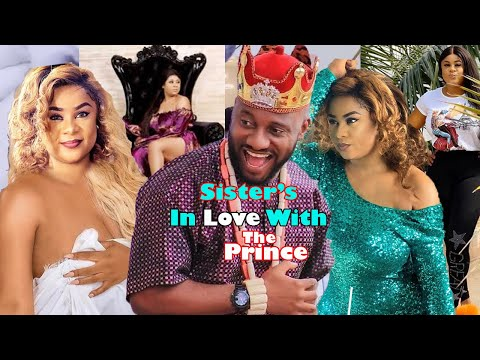 Sister's In Love With The Prince #Trending Yul Edochie & Uju Okoli Complete Nigerian Nollywood Movie