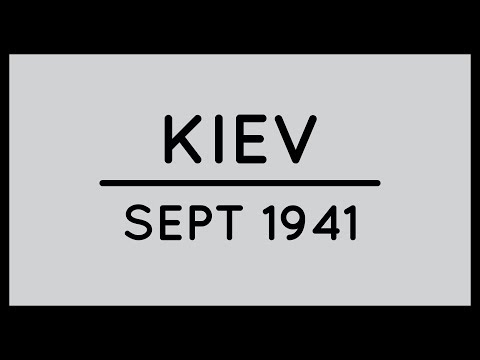 Barbarossa Visualized: The Battle of Kiev [September 1941] [Part 7]