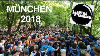 Megamarsch München 2018 - 100km in 24 Stunden