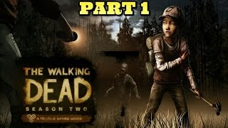 The Walking Dead: Season 2 - Episode 1 - All That Remains - Part 1 - WE ARE BACK!