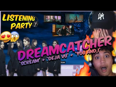 """FIRST TIME REACTING TO DREAMCATCHER (드림캐쳐) 