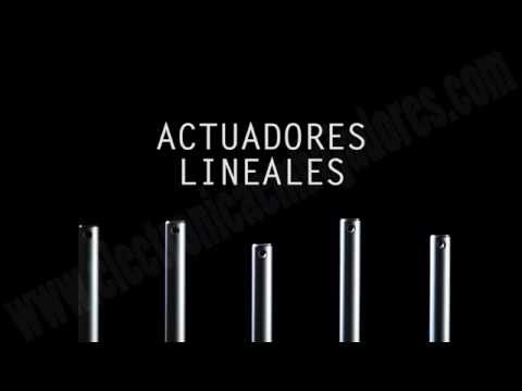 ATUADOR LINEAR 24V - 500MM