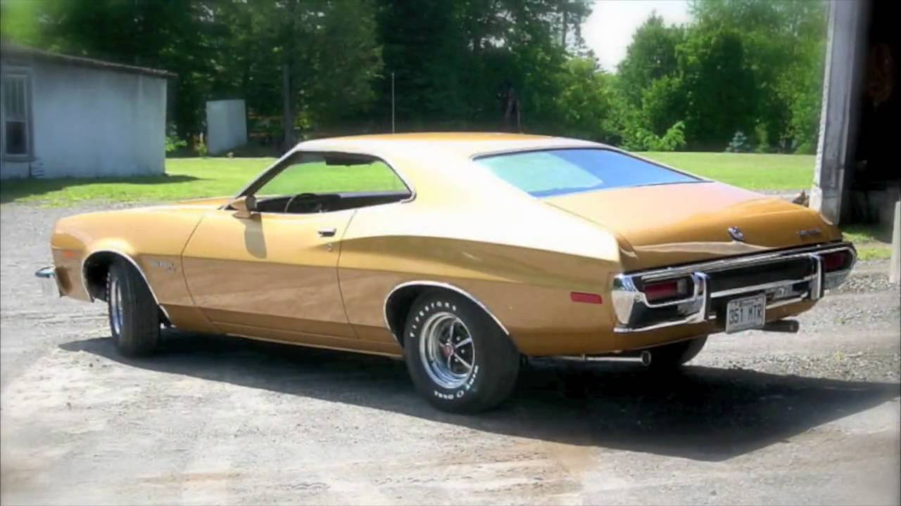 ford gran torino 1973 splendour in hd youtube - Ford Gran Torino Fastback