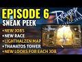 Episode 6! New Jobs, Race, Lighthalzen, Thanatos tower Sneak Peek in Ragnarok M: eternal love