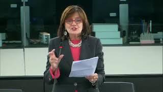 Intervento in aula di Patrizia Toia sulle misure volte a far fronte all'impatto sull'agricoltura europea della decisione dell'OMC nella controversia Airbus