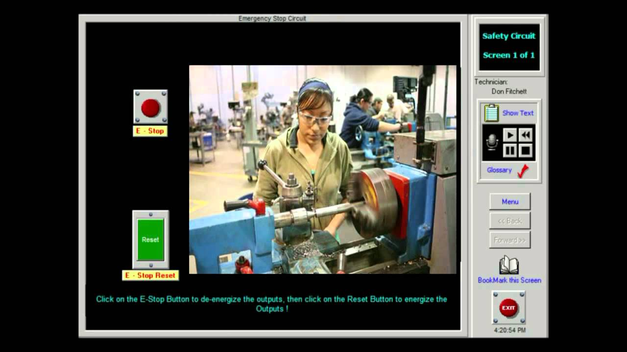 Safety PLC safety circuit YouTube