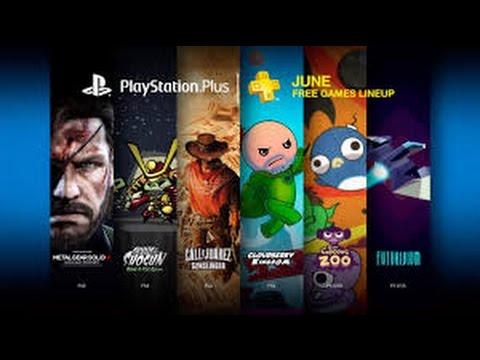 Juegos Gratis Playstation Plus Junio 2015 Ps4 Ps3 Y Psvita Youtube