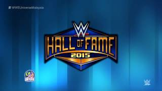 WWE Hall of Fame Induction Theme