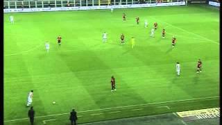 Juventus - Milan 2008.04.12. (FULL MATCH) First Half (Hungarian Commercial)