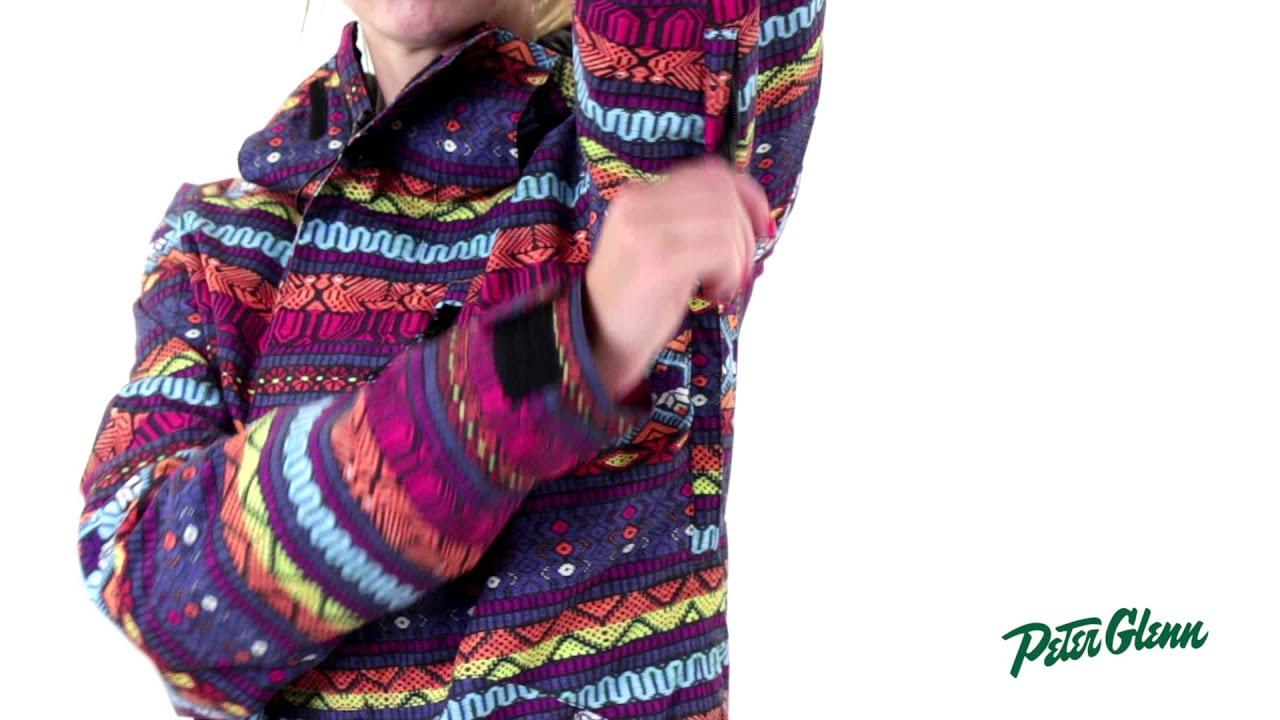 Burton Women's Horizon Snowboard Jacket Review by Peter ...