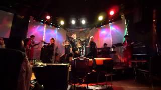 2014年6月6日 新百合ヶ丘ROUTE66にて 演奏 Lily Babies.