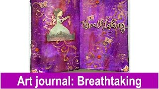 Art Journal: Breathtaking