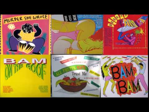 Bam Bam Riddim A.k.a Murder She Wrote Riddim Mix {FULL} 1992 MEGA MIX mix by Djeasy