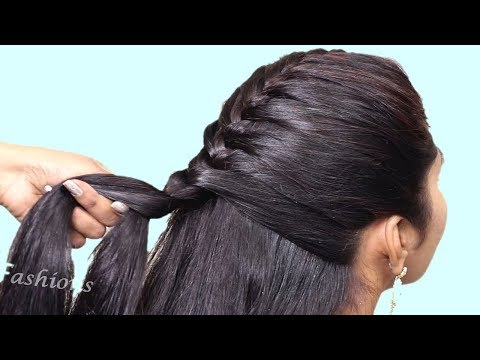 everyday easy hairstyles tutorials | hairstyles for long hair | new hairstyles wedding/party 1