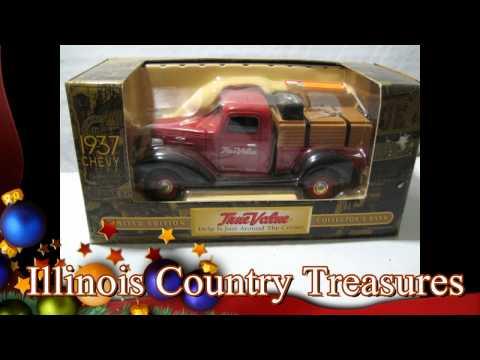 Illinois Country Treasures Ebay Store