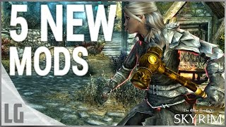5 BRAND NEW Console Mods 94 - Skyrim Special Edition (XBOX/PS4/PC)