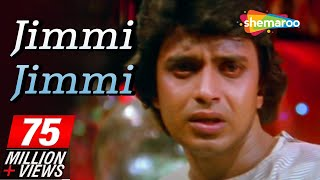 Jimmy Jimmy Ajaa Ajaa - Mithun Chakraborty - Kim - Disco Dancer - Bollywood Hit Songs