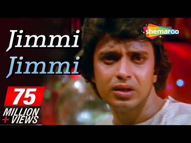 Jimmy Jimmy Ajaa Ajaa | Disco Dancer | Mithun Chakraborty | Kim | Bollywood Hit Songs