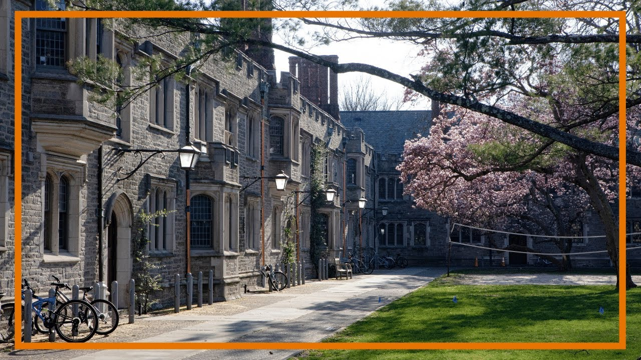 Download Residential Colleges at Princeton