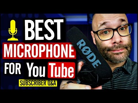 Best Microphone For YouTube Videos