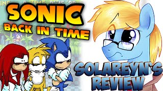 Solareyn S Review Sonic Back In Time
