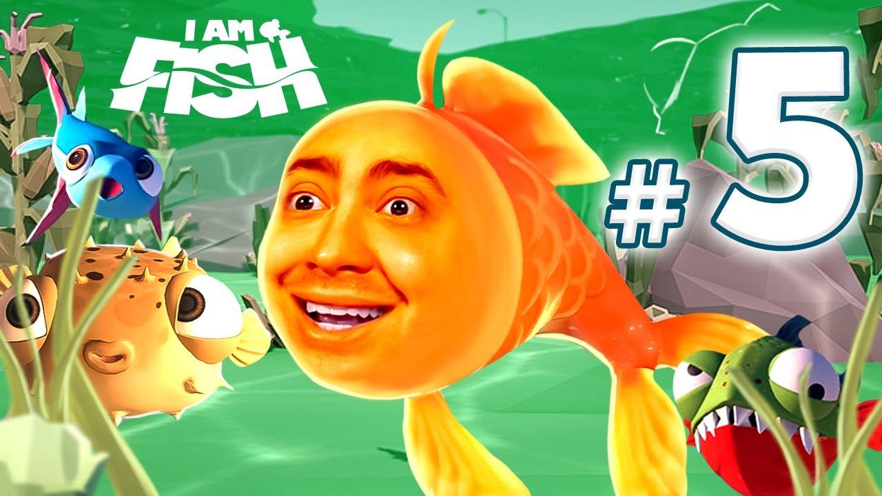 Download alanzoka jogando I Am Fish - Parte #5
