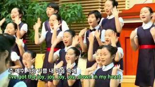 9 예수께로 가면 극동방송 어린이 합창단 지휘 조신규교수 부평교회 특별 초청연주 20151122