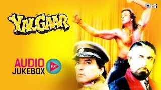 Yalgaar Jukebox - Full Album Songs | Sanjay Dutt, Feroz Khan, Nagma, Manish Koirala