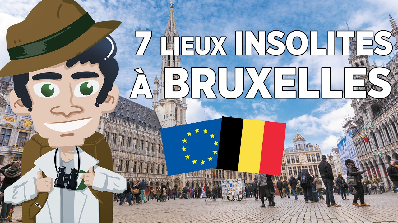 7 Lieux Insolites A Bruxelles