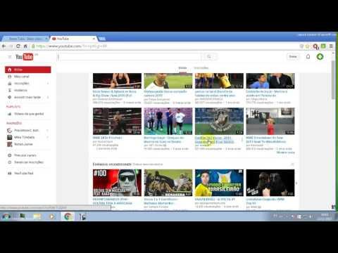 Como baixar um vídeo do Youtube ( SEM PROGRAMAS )