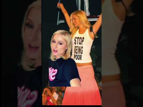 Paris Hilton en TikTok