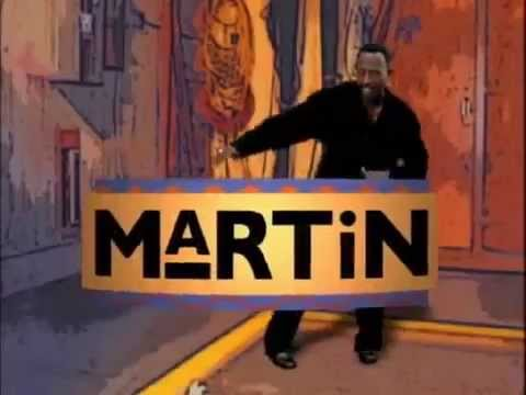 Martin (TV Series) Theme Song - Seasons 4 & 5 Preformed by Take 6