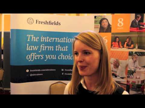 Career Instants - Cardiff Alumni Sophie from Freshfields