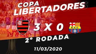 Flamengo x Barcelona SC Ao Vivo - Maracanã