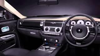 Rolls-Royce Ghost V-Specification 2015 Videos