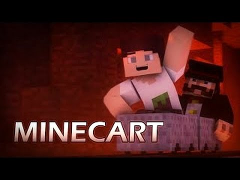 how to stop a minecart
