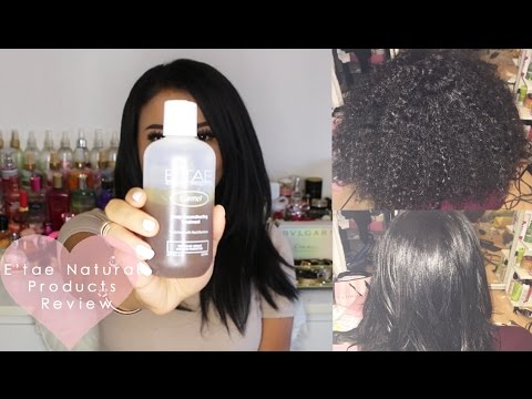 Now Natural Hair Products
