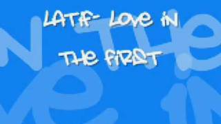Watch Latif Love In The First video