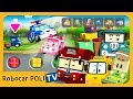 POLI Game   Experience different jobs!   for Kids   Robocar POLI