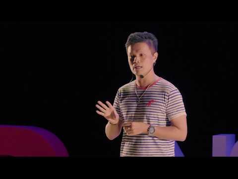 一堂我修了三十幾年的必修課 | 闕 帝丰 | TEDxNSYSU
