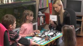 Занятие 1. Развитие навыка чтения у детей дошкольного возраста