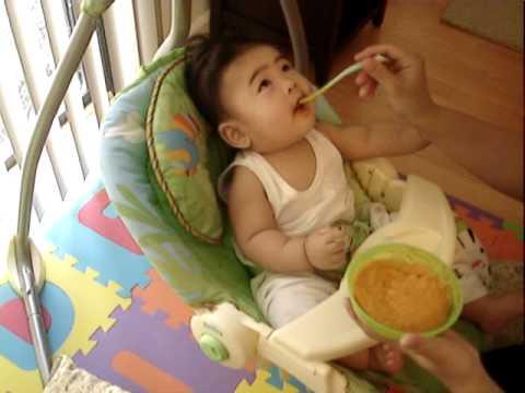 Chow Time! .... Reece