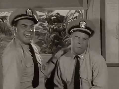 McHale's Navy   S03E06   Laugh, Captain, Laugh