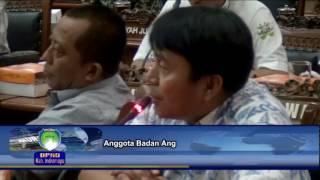 Kunjungan Banggar DRPD Kab  Subang Ke DPRD Indramayu