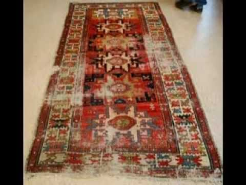 Rugs Before After Short Video About Antique Oriental Rug Design Restoration